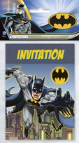 Batman Invitations (8)